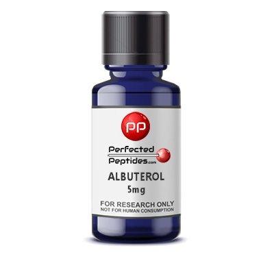 Albuterol 5mg x 30ml