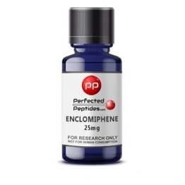 Enclomiphene Citrate 25mg x 30ml