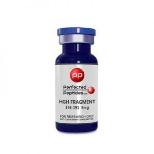 HGH Fragment 176-191 Peptide 5mg